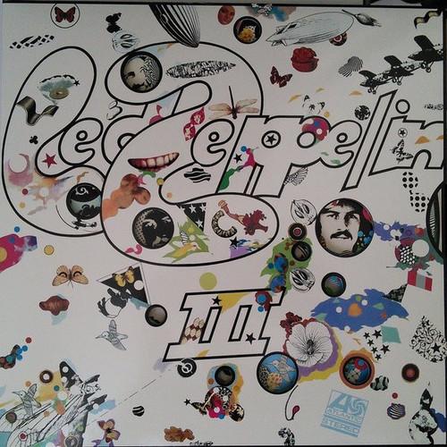 Led Zeppelin - Led Zeppelin III (2014 reissue - 180g NM)