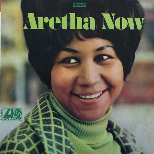 Aretha Franklin - Aretha Now - 1968 USA pressing ( VG+/VG+)