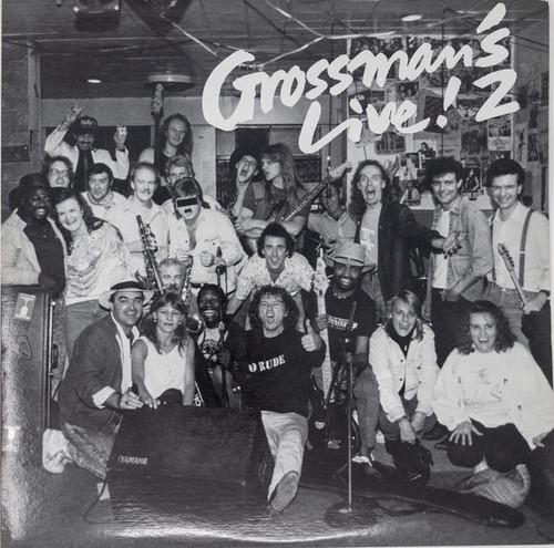 Various - Grossman's Live! 2 - Sealed