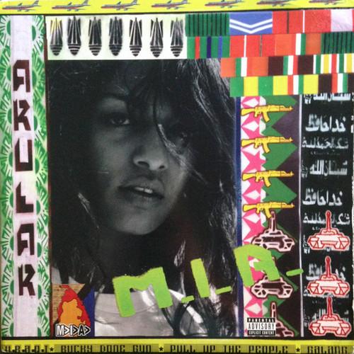 M.I.A. - Arular (1st press sealed)