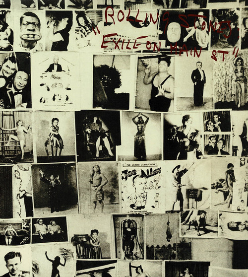The Rolling Stones - Exile On Main St. (Half-Speed Master)