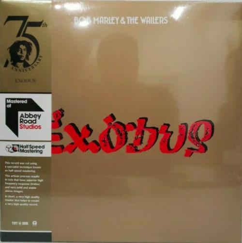 Bob Marley & The Wailers - Exodus (Abbey Road Half-Speed Master)