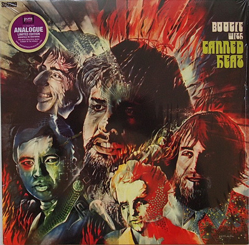 Canned Heat - Boogie With Canned Heat (Pure Pleasure Analogue Remaster)