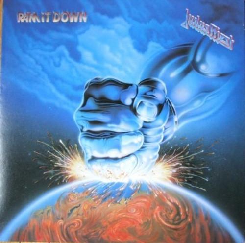 Judas Priest - Ram It Down ( Original 1988 Sealed)