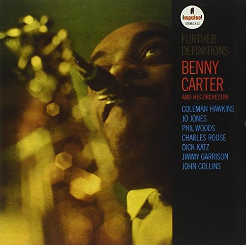 Benny Carter And His Orchestra - Further Definitions ( 1962 Mono Gatefold)
