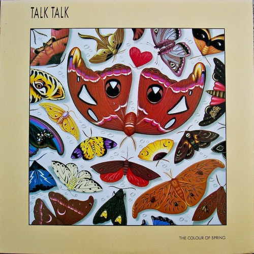 Talk Talk - The Colour Of Spring (VG+ with original inner)