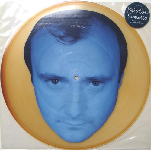 "Phil Collins - Sussudio (12"" Picture Disc Single)"