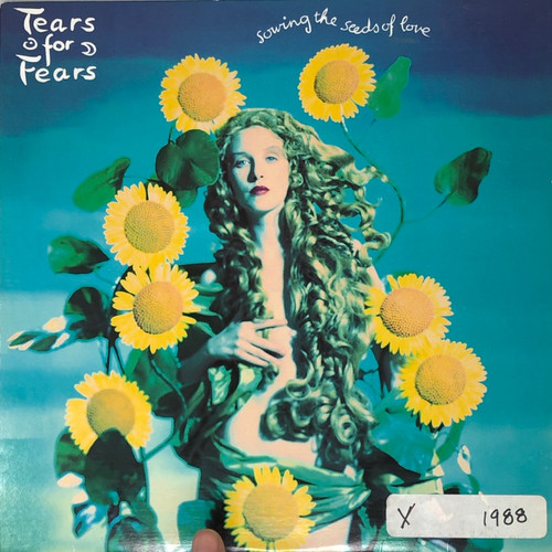 """Tears for Fears - Sowing The Seeds of Love (12"""" Single)"""