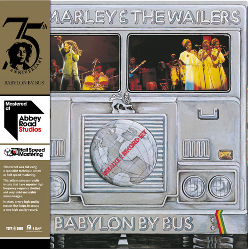 Bob  Marley - Babylon by Bus (Abbey Road Half Speed)
