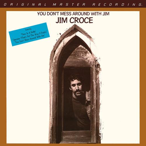 Jim Croce -  You Don't Mess Around with Jim (1982 MoFi Sealed)