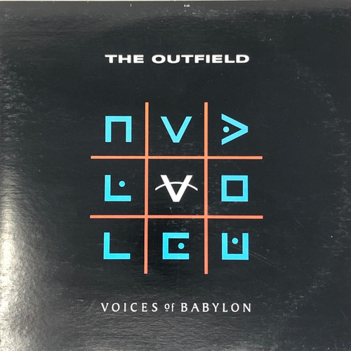 The Outfield - Voices of Babylon