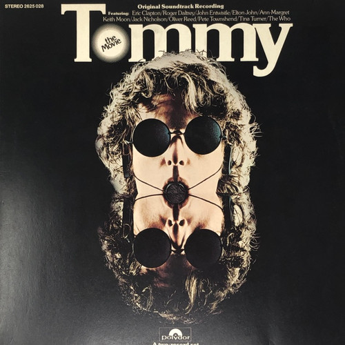 The Who - Tommy: Original Soundtrack Recording (German Pressing)