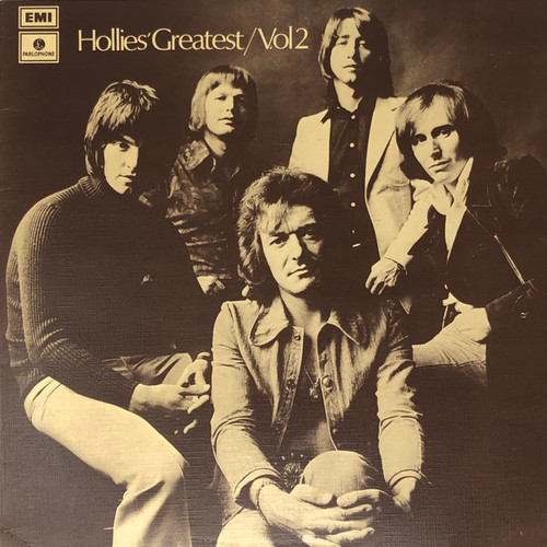 The Hollies - Greatest Volume 2 (UK Pressing)