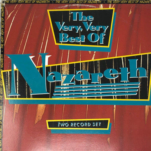 Nazareth - The Very, Very Best Of Nazareth (Rare Canadian Compilation)