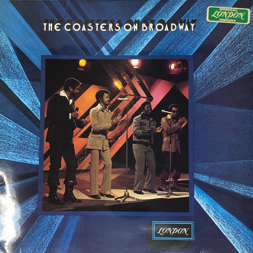 The Coasters - On Broadway (UK Pressing)
