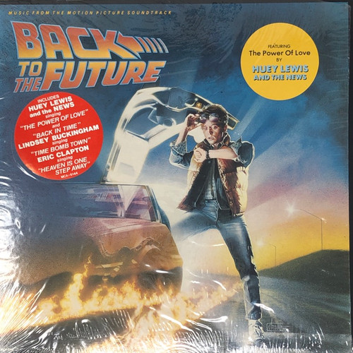 Various - Back to the Future (Open Shrink with Hype Sticker)