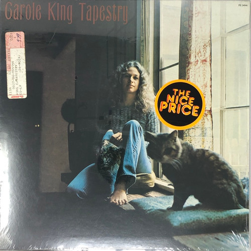 Carole King - Tapestry (1977 Reissue SEALED)
