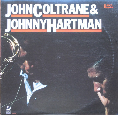 John Coltrane - John Coltrane & Johnny Hartman