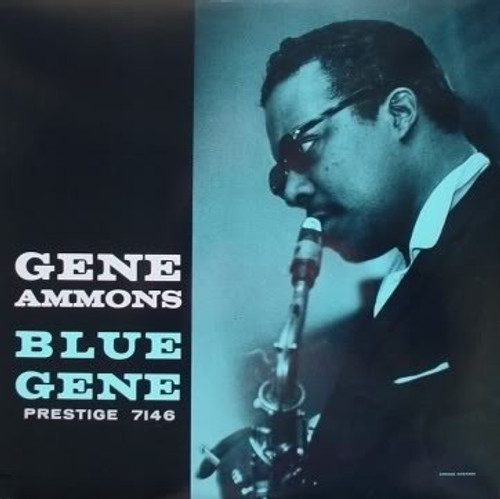 Gene Ammons - Blue Gene (OJC - vinyl is VG+)