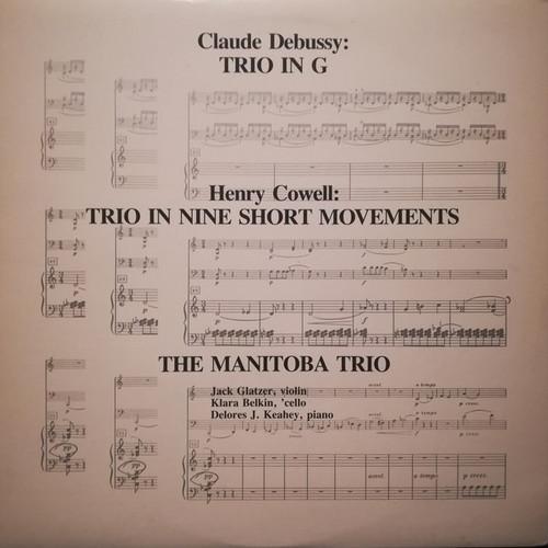 The Manitoba Trio - Trio In G / Trio In Nine Short Movements