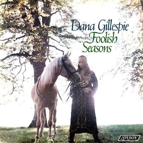LP Dana Gillespie FOOLISH SEASONS London 540 Near Mint Vinyl