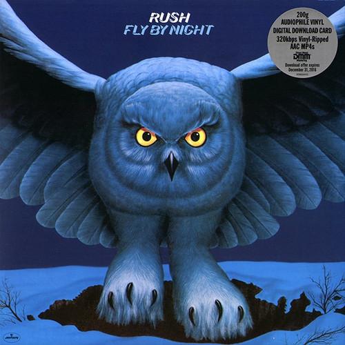 Rush - Fly By Night (NM/NM)