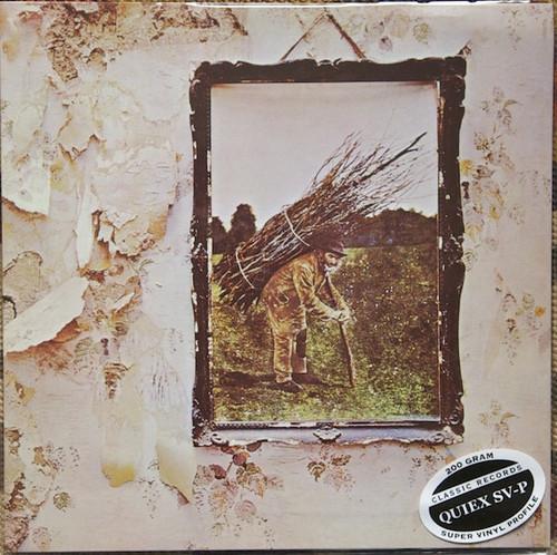 Led Zeppelin -  IV (Classic Records 200g Sealed)