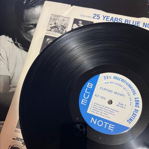 Clifford Brown - Memorial Album ( 1962 Mono RVG, P Ear, 9M, NM /VG+)