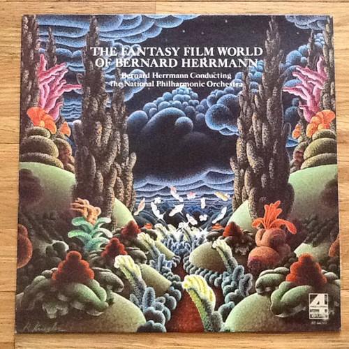 Bernard Herrmann - The Fantasy World Of Bernard Herrmann