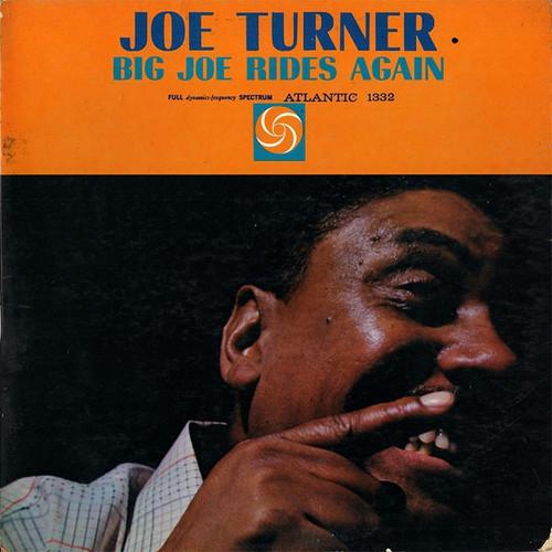 Big Joe Turner - Big Joe Rides Again (VG/VG)