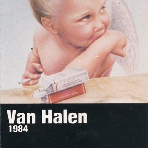 Van Halen 1984 Cassette
