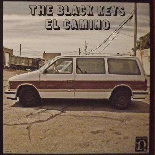 The Black Keys - El Camino (With Sealed CD - Vinyl NM)