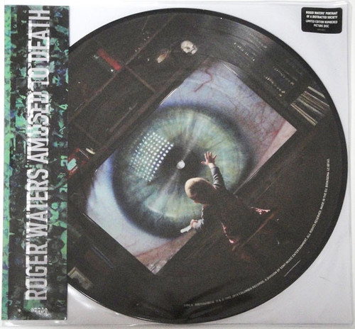 Roger Waters - Amused To Death  (Limited Edition numbered picture discs)