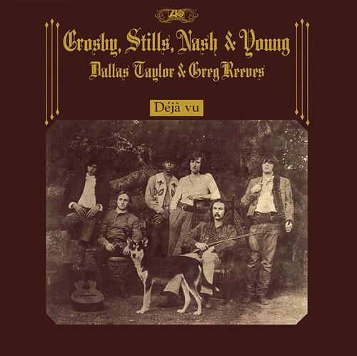 Crosby, Stills, Nash & Young (CSNY) - Déjà Vu (50th Anniversary Deluxe Edition)
