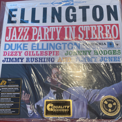Duke Ellington - Ellington Jazz Party (Analogue Productions Stereo 200g)