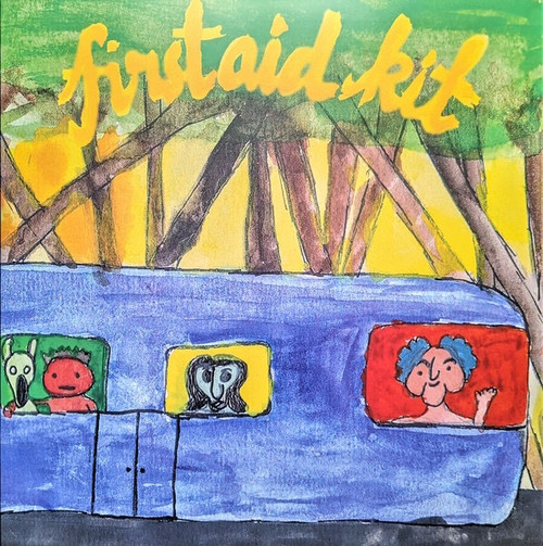 First Aid Kit - Drunken Trees EP (Limited Edition Yellow Vinyl)