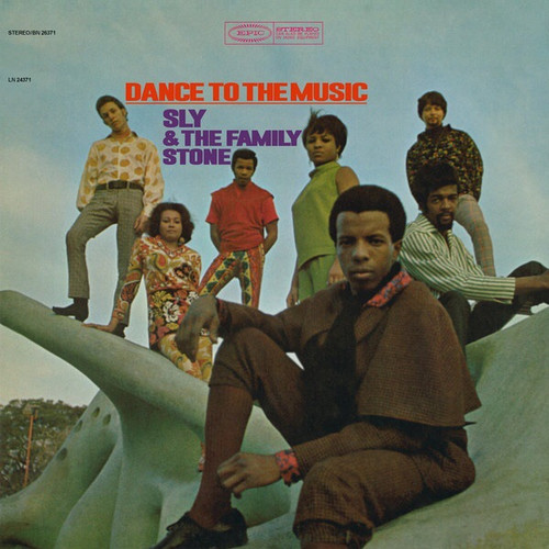 Sly & The Family Stone - Dance To The Music (MOV)
