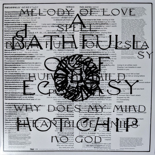 Hot Chip - A Bath Full Of Ecstasy (2LP Limited Edition on Clear Vinyl)