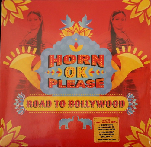 Various - Horn OK Please: Road To Bollywood (3 Decades of Hit Songs from Bollywood)