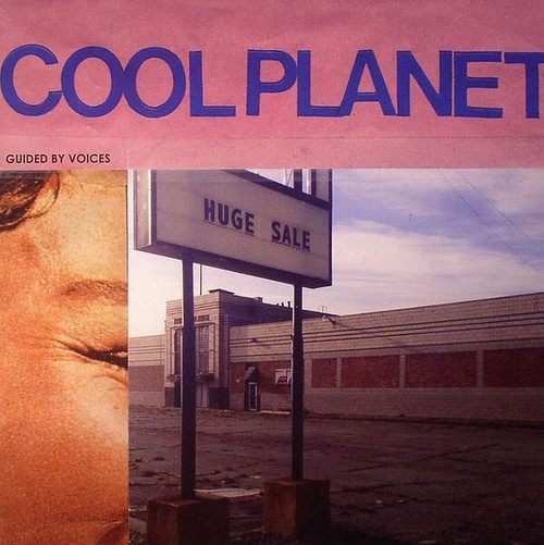 Guided By Voices - Cool Planet (2014 US Blue Vinyl)