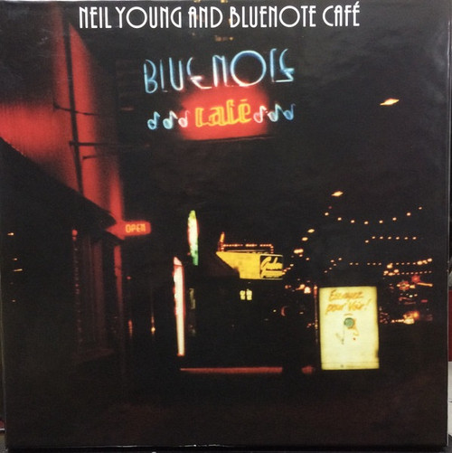Neil Young - Bluenote Café (Limited Edition numbered)