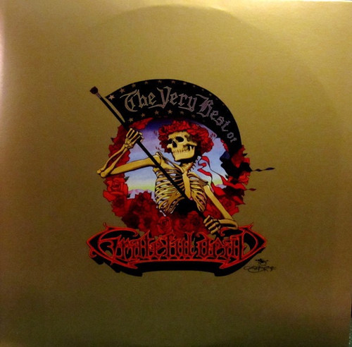 The Grateful Dead - The Very Best Of The Grateful Dead (2012 compilation)