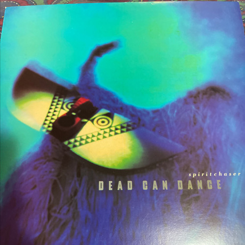 Dead can Dance Spiritchaser UK NM