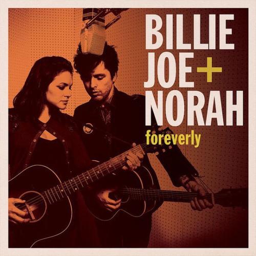 Billie Joe Armstrong / Norah Jones - Foreverly (2013 1st Pressing)