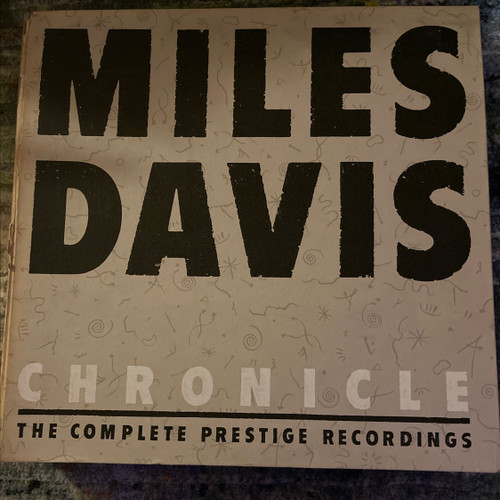 Miles Davis - The Miles Davis Chronicles: The Complete Prestige Recordings (12 LP Boxset)