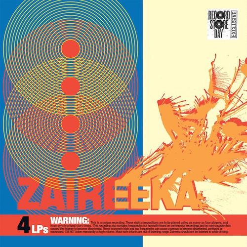 The Flaming Lips - Zaireeka (RSD 2013 Boxset)