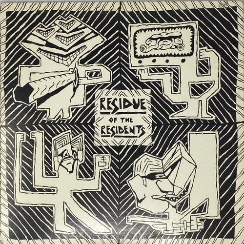 The Residents - Residue of the Residents (US 1983)