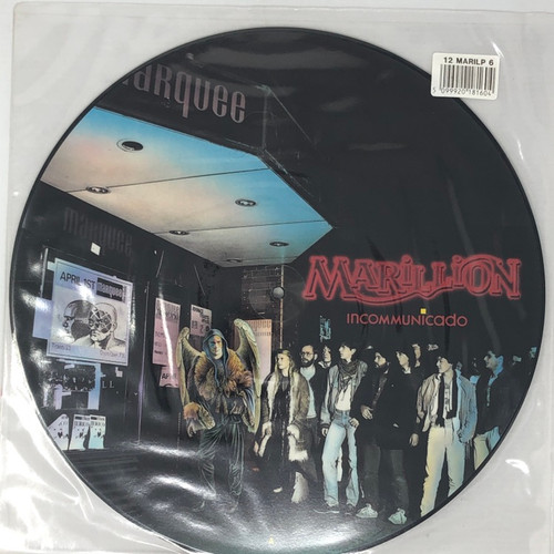 Marillion - Incommunicado (UK Picture Disc)