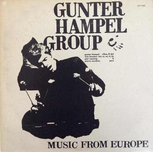 Gunter Hampel Group - Music From Europe