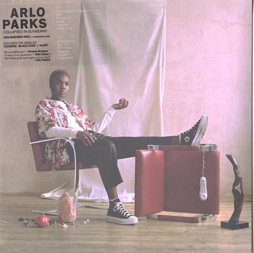 Arlo Parks - Collapsed In Sunbeams ( nice used copy)